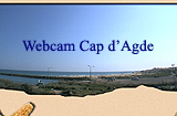 webcam.cap-d-agde.com